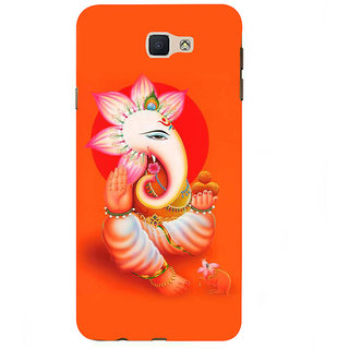 Ifasho Designer Back Case Cover For  Galaxy On7 Pro ::  Galaxy On 7 Pro (2015) (Ganesh Tokyo Spiritual Showpiece Giridih)