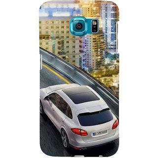 Ifasho Designer Back Case Cover For Samsung Galaxy S6 Edge :: Samsung Galaxy S6 Edge G925 :: Samsung Galaxy S6 Edge G925I G9250  G925A G925F G925Fq G925K G925L  G925S G925T (Art Print Poster Car Kits)