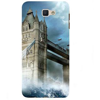 Ifasho Designer Back Case Cover For Samsung Galaxy On7 Pro :: Samsung Galaxy On 7 Pro (2015) (Monument Xian China Pollachi)