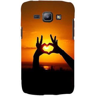Ifasho Designer Back Case Cover For Samsung Galaxy J2 J200G (2015) :: Samsung Galaxy J2 Duos (2015) :: Samsung Galaxy J2 J200F J200Y J200H J200Gu  (Love Love Chain Love In The Time Of Cholera Love Meter)