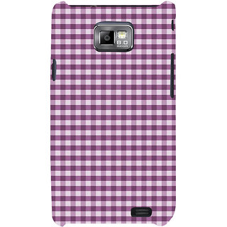 Ifasho Designer Back Case Cover For Samsung Galaxy S2 I9100 :: Samsung I9100 Galaxy S Ii (Weather Wife Music)
