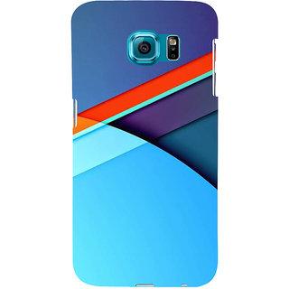 Ifasho Designer Back Case Cover For Samsung Galaxy S6 Edge :: Samsung Galaxy S6 Edge G925 :: Samsung Galaxy S6 Edge G925I G9250  G925A G925F G925Fq G925K G925L  G925S G925T (Verizon Egotastic C Line)