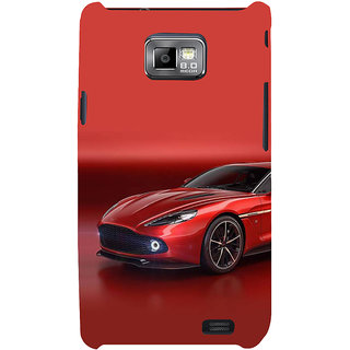 Ifasho Designer Back Case Cover For Samsung Galaxy S2 I9100 :: Samsung I9100 Galaxy S Ii (Resort Golf Love Photography)
