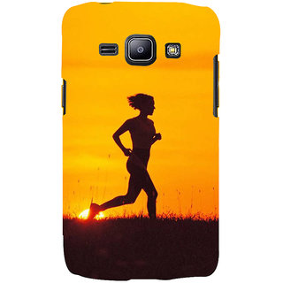 Ifasho Designer Back Case Cover For Samsung Galaxy J2 J200G (2015) :: Samsung Galaxy J2 Duos (2015) :: Samsung Galaxy J2 J200F J200Y J200H J200Gu  (Yoga Kanpur India Yoga Notebook)