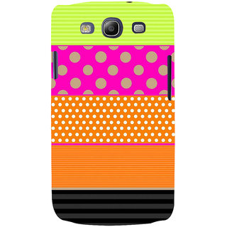 Ifasho Designer Back Case Cover For Samsung Galaxy S3 I9300 :: Samsung I9305 Galaxy S Iii :: Samsung Galaxy S Iii Lte (Military Officers Foreign Service Officer  )