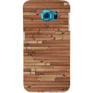 Ifasho Designer Back Case Cover For Samsung Galaxy S6 Edge :: Samsung Galaxy S6 Edge G925 :: Samsung Galaxy S6 Edge G925I G9250  G925A G925F G925Fq G925K G925L  G925S G925T (Woods Wood Floring Floors Classic)