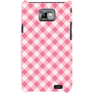 Ifasho Designer Back Case Cover For Samsung Galaxy S2 I9100 :: Samsung I9100 Galaxy S Ii (Lowes Vanessa Hudgens Ups)