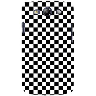 Ifasho Designer Back Case Cover For Samsung Galaxy S3 I9300 :: Samsung I9305 Galaxy S Iii :: Samsung Galaxy S Iii Lte (Jebanje Matorke Webkinz Busty)
