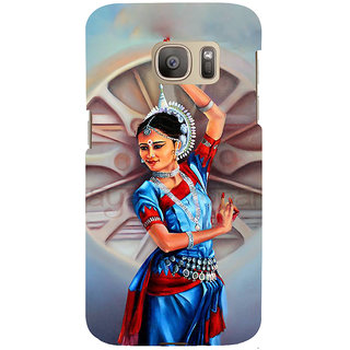 Ifasho Designer Back Case Cover For Samsung Galaxy S7 Edge :: Samsung Galaxy S7 Edge Duos :: Samsung Galaxy S7 Edge G935F G935 G935Fd  (Dance Accessories For Girls A Dance With Dragons A Dance With Dragons Part 1)
