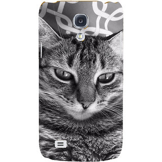 Ifasho Designer Back Case Cover For Samsung Galaxy S4 I9500 :: Samsung I9500 Galaxy S4 :: Samsung I9505 Galaxy S4 :: Samsung Galaxy S4 Value Edition I9515 I9505G (Design Blouse  Girly Covers For 6S)