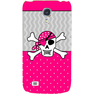 Ifasho Designer Back Case Cover For Samsung Galaxy S4 I9500 :: Samsung I9500 Galaxy S4 :: Samsung I9505 Galaxy S4 :: Samsung Galaxy S4 Value Edition I9515 I9505G (Skeleton Abidjan Scary Watches For Boys Scary Snakes)