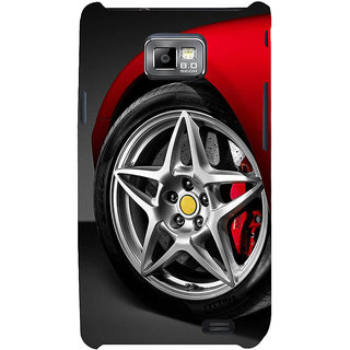 Ifasho Designer Back Case Cover For Samsung Galaxy S2 I9100 :: Samsung I9100 Galaxy S Ii (Free Clip Art Car Jobs)