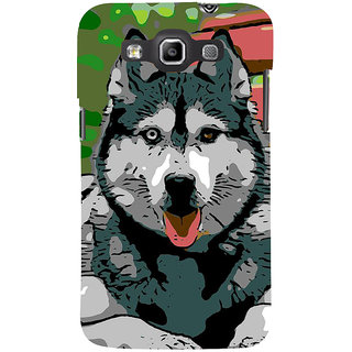 Ifasho Designer Back Case Cover For Samsung Galaxy Win I8550 :: Samsung Galaxy Grand Quattro :: Samsung Galaxy Win Duos I8552 (Dog Bones Dog Dress For Male A Dog So Small)