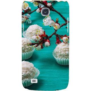 Ifasho Designer Back Case Cover For Samsung Galaxy S4 I9500 :: Samsung I9500 Galaxy S4 :: Samsung I9505 Galaxy S4 :: Samsung Galaxy S4 Value Edition I9515 I9505G (Cake Delhi India Phusro)