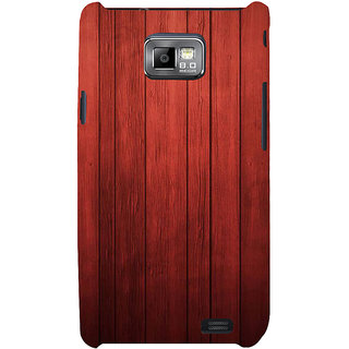 Ifasho Designer Back Case Cover For Samsung Galaxy S2 I9100 :: Samsung I9100 Galaxy S Ii (Sams Club Cars Wood Umbrella)