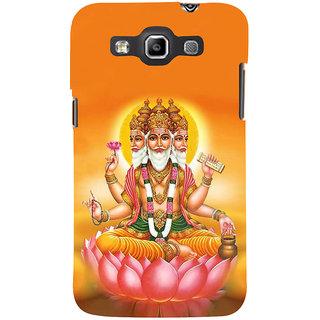 Ifasho Designer Back Case Cover For Samsung Galaxy Win I8550 :: Samsung Galaxy Grand Quattro :: Samsung Galaxy Win Duos I8552 (Brahma Houston (Tx) Spiritual Diary Sivakasi)