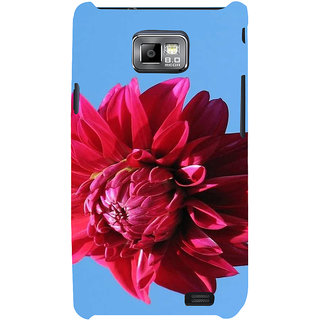 Ifasho Designer Back Case Cover For Samsung Galaxy S2 I9100 :: Samsung I9100 Galaxy S Ii (Design Dress  Girly Flip Cover For Lenovo)