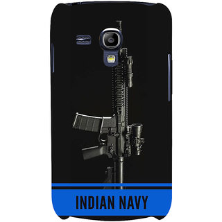 Ifasho Designer Back Case Cover For Samsung Galaxy S3 Mini I8190 :: Samsung I8190 Galaxy S Iii Mini :: Samsung I8190N Galaxy S Iii Mini  (Youth World War Independence )
