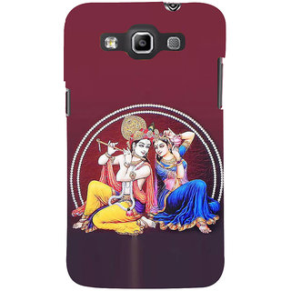Ifasho Designer Back Case Cover For Samsung Galaxy Win I8550 :: Samsung Galaxy Grand Quattro :: Samsung Galaxy Win Duos I8552 (Design Mirror  Girls Top And Shirts)