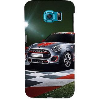 Ifasho Designer Back Case Cover For Samsung Galaxy S6 G920I :: Samsung Galaxy S6 G9200 G9208 G9208/Ss G9209 G920A G920F G920Fd G920S G920T (Best Tour Deals Business News)
