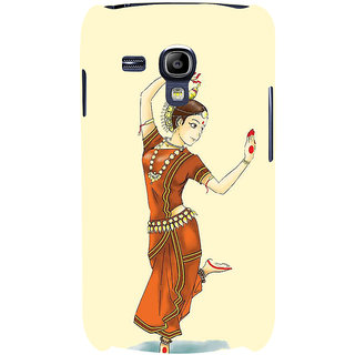 Ifasho Designer Back Case Cover For Samsung Galaxy S3 Mini I8190 :: Samsung I8190 Galaxy S Iii Mini :: Samsung I8190N Galaxy S Iii Mini  (Dance Anklets Dance Anklets For Classical Dance A Dance Of Dragons)