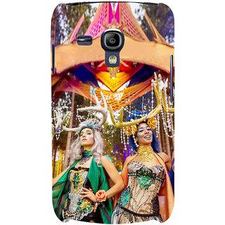 Ifasho Designer Back Case Cover For Samsung Galaxy S3 Mini I8190 :: Samsung I8190 Galaxy S Iii Mini :: Samsung I8190N Galaxy S Iii Mini  (Designer Sarees  Girly Stuff For Teens)