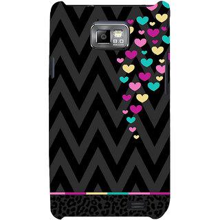 Ifasho Designer Back Case Cover For Samsung Galaxy S2 I9100 :: Samsung I9100 Galaxy S Ii (Love Design Love And Misadventure Lang Leav E Love Love Key Ring)