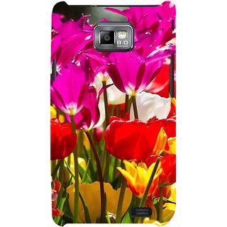 Ifasho Designer Back Case Cover For Samsung Galaxy S2 I9100 :: Samsung I9100 Galaxy S Ii ( Gold Wedding Salvador Sangli Panchkula Dehri-On-Sone)