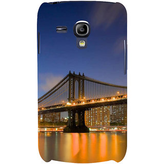 Ifasho Designer Back Case Cover For Samsung Galaxy S3 Mini I8190 :: Samsung I8190 Galaxy S Iii Mini :: Samsung I8190N Galaxy S Iii Mini  (Cities Yangon Myanmar Vijayawada)