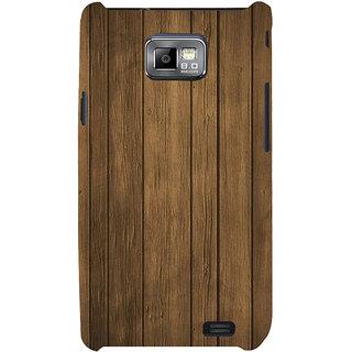 Ifasho Designer Back Case Cover For Samsung Galaxy S2 I9100 :: Samsung I9100 Galaxy S Ii (Tube Christmas Wood Tools)