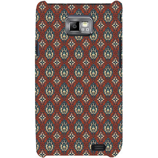 Ifasho Designer Back Case Cover For Samsung Galaxy S2 I9100 :: Samsung I9100 Galaxy S Ii (Flickr Cancer Maxim)