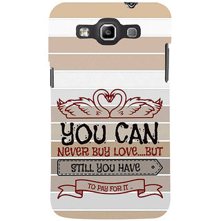 Ifasho Designer Back Case Cover For Samsung Galaxy Win I8550 :: Samsung Galaxy Grand Quattro :: Samsung Galaxy Win Duos I8552 (Cheater Still You Have To Pay)