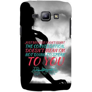 Ifasho Designer Back Case Cover For Samsung Galaxy J2 J200G (2015) :: Samsung Galaxy J2 Duos (2015) :: Samsung Galaxy J2 J200F J200Y J200H J200Gu  (Bond  Education Adult)