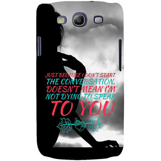 Ifasho Designer Back Case Cover For Samsung Galaxy S3 Neo I9300I :: Samsung I9300I Galaxy S3 Neo :: Samsung Galaxy S Iii Neo+ I9300I :: Samsung Galaxy S3 Neo Plus (Bond  Education Adult)