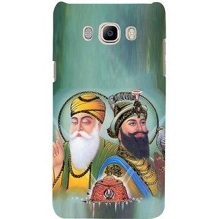 Ifasho Designer Back Case Cover For Samsung Galaxy J7 (6) 2016 :: Samsung Galaxy J7 2016 Duos :: Samsung Galaxy J7 2016 J710F J710Fn J710M J710H  (Sikh Guru Taipei China Guntur)