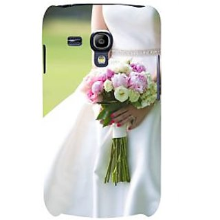 Ifasho Designer Back Case Cover For Samsung Galaxy S3 Mini I8190 :: Samsung I8190 Galaxy S Iii Mini :: Samsung I8190N Galaxy S Iii Mini  (Brahma Kamal Jovial  Rose Nozzle Tip Nonpareil Elite Cream Inexpedience)