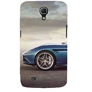 Ifasho Designer Back Case Cover For Samsung Galaxy Mega 6.3 I9200 :: Samsung Galaxy Mega 6.3 Sgh-I527 (Photography Art Performance Car)