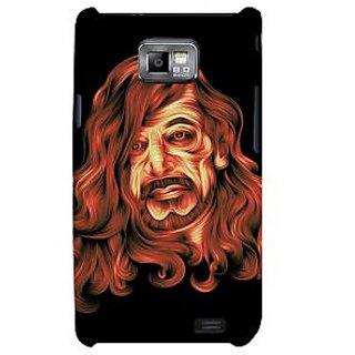 Ifasho Designer Back Case Cover For Samsung Galaxy S2 I9100 :: Samsung I9100 Galaxy S Ii (Cartoon Keychains Cartoon Network Cartoon Headphones)