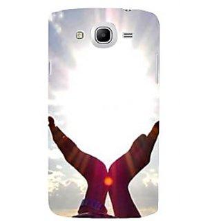 Ifasho Designer Back Case Cover For Samsung Galaxy Mega 5.8 I9150 :: Samsung Galaxy Mega Duos 5.8 I9152 (Yoga Jinan China Yoga Of Jesus)