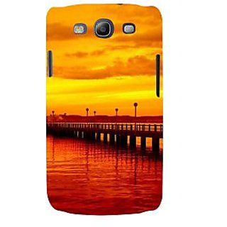 Ifasho Designer Back Case Cover For Samsung Galaxy S3 I9300 :: Samsung I9305 Galaxy S Iii :: Samsung Galaxy S Iii Lte (Break Ground Square Feet American Express T Wood Sandals For Men)