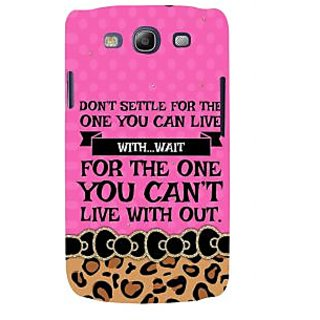 Ifasho Designer Back Case Cover For Samsung Galaxy S3 Neo I9300I :: Samsung I9300I Galaxy S3 Neo :: Samsung Galaxy S Iii Neo+ I9300I :: Samsung Galaxy S3 Neo Plus (Attendant  Entertainment Tonight)
