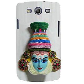 Ifasho Designer Back Case Cover For Samsung Galaxy S3 I9300 :: Samsung I9305 Galaxy S Iii :: Samsung Galaxy S Iii Lte (Mask Taegu South Korea Dibrugarh)