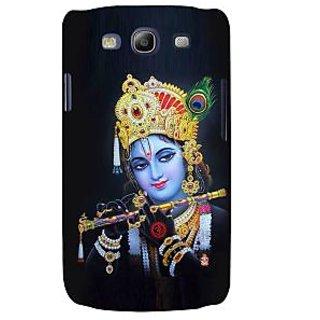 Ifasho Designer Back Case Cover For Samsung Galaxy S3 I9300 :: Samsung I9305 Galaxy S Iii :: Samsung Galaxy S Iii Lte (Krishna Paris France Vishnu Oil)