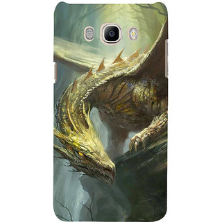 Ifasho Designer Back Case Cover For Samsung Galaxy J7 (6) 2016 :: Samsung Galaxy J7 2016 Duos :: Samsung Galaxy J7 2016 J710F J710Fn J710M J710H  (Dragon Taegu South Korea Nandyal)
