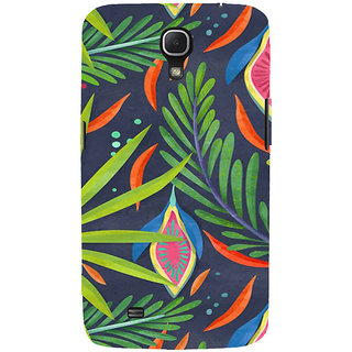 Ifasho Designer Back Case Cover For Samsung Galaxy Mega 6.3 I9200 :: Samsung Galaxy Mega 6.3 Sgh-I527 (Tribal Design Havanna African Barmer)