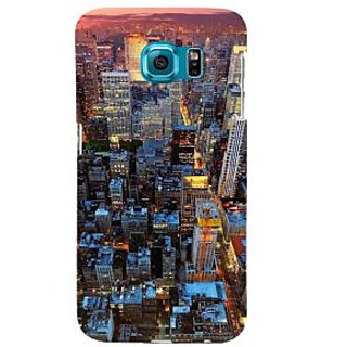 Ifasho Designer Back Case Cover For Samsung Galaxy S6 G920I :: Samsung Galaxy S6 G9200 G9208 G9208/Ss G9209 G920A G920F G920Fd G920S G920T (Cities Ankara Turkey Nashik)