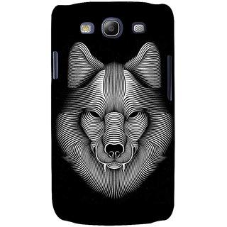 Ifasho Designer Back Case Cover For Samsung Galaxy S3 I9300 :: Samsung I9305 Galaxy S Iii :: Samsung Galaxy S Iii Lte (Dog Dress Dog Ear Cleaner Dog Bowl)