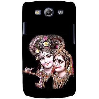 Ifasho Designer Back Case Cover For Samsung Galaxy S3 I9300 :: Samsung I9305 Galaxy S Iii :: Samsung Galaxy S Iii Lte (Radha Krishna  Vrindavan Beijing China Vishnu T Shirt)