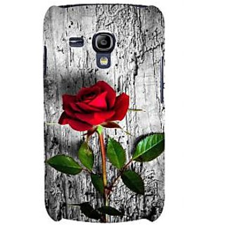 Ifasho Designer Back Case Cover For Samsung Galaxy S3 Mini I8190 :: Samsung I8190 Galaxy S Iii Mini :: Samsung I8190N Galaxy S Iii Mini  (Lotus Grandiloquent  Rose Keychain Effloresce Bloom Flourish Open)