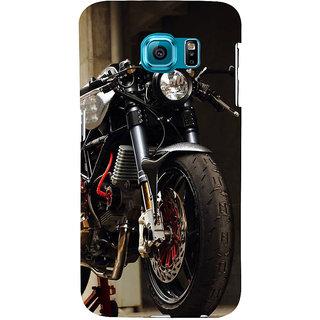 Ifasho Designer Back Case Cover For Samsung Galaxy S6 G920I :: Samsung Galaxy S6 G9200 G9208 G9208/Ss G9209 G920A G920F G920Fd G920S G920T (Institute Of Art Car Navigation)
